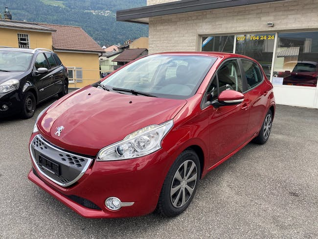 Peugeot 208 1.4 e-HDi Active EGS5 22'300 km CHF10'300 - acheter sur carforyou.ch - 1
