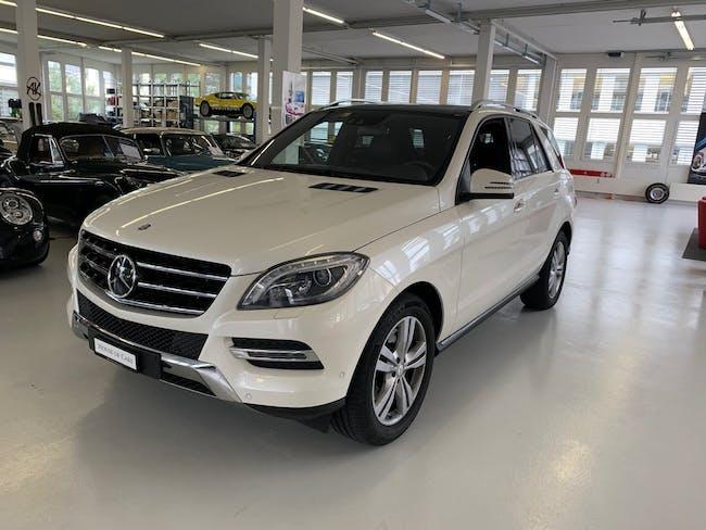 Mercedes-Benz M-Klasse ML / GLE 500 Executive DESIGNO 4Matic 7G-Tronic 117'500 km CHF34'500 - buy on carforyou.ch - 1