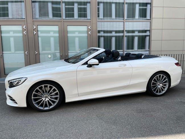 Mercedes-Benz S-Klasse S 560 Cabriolet 9G-Tronic 33'900 km CHF109'997 - acheter sur carforyou.ch - 1