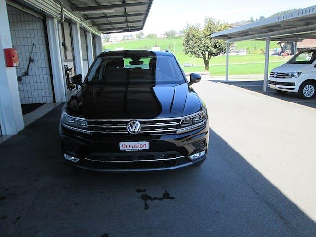 VW Tiguan 2.0 TSI Highline DSG 54'500 km CHF28'600 - buy on carforyou.ch - 1