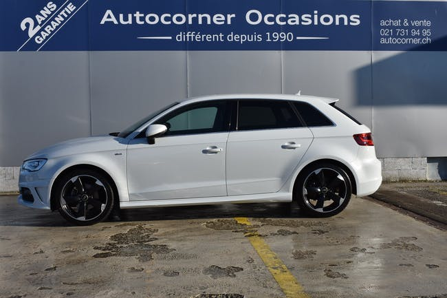 Audi A3 1.4 TFSI Ambition 56'500 km CHF26'900 - buy on carforyou.ch - 1
