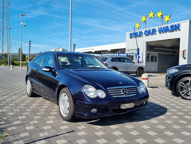 Mercedes-Benz C-Klasse C 180 50'825 km CHF10'500 - buy on carforyou.ch - 1