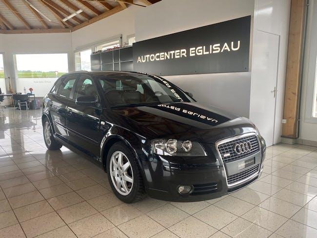 Audi A3 Sportback 2.0 TDI Ambiente S-LINE 243'000 km CHF5'990 - buy on carforyou.ch - 1