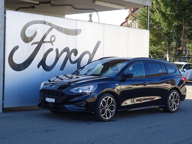 Ford Focus Station Wagon 1.0i EcoB 125 ST-Line X 10 km CHF36'500 - buy on carforyou.ch - 1