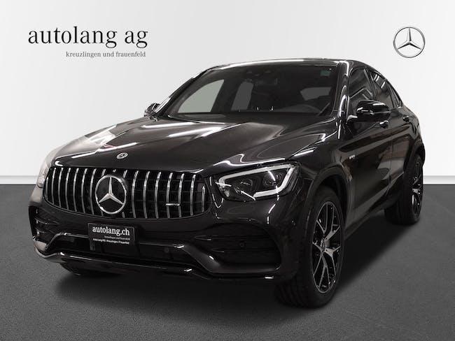 Mercedes-Benz GLC-Klasse GLC 43 4Matic Coupé AMG 9'000 km CHF95'800 - acquistare su carforyou.ch - 1