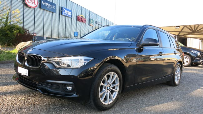 BMW 3er 320d xDrive Touring Steptronic 78'800 km CHF23'900 - buy on carforyou.ch - 1