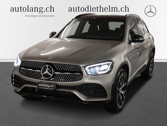 Mercedes-Benz GLC-Klasse GLC 220 d AMG Line 4Matic 11'000 km CHF72'800 - acquistare su carforyou.ch - 1