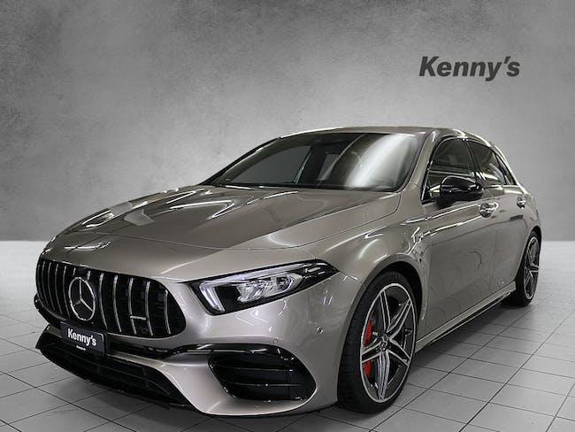 Mercedes-Benz A-Klasse A 45 S AMG 4Matic+ 10 km CHF85'400 - buy on carforyou.ch - 1
