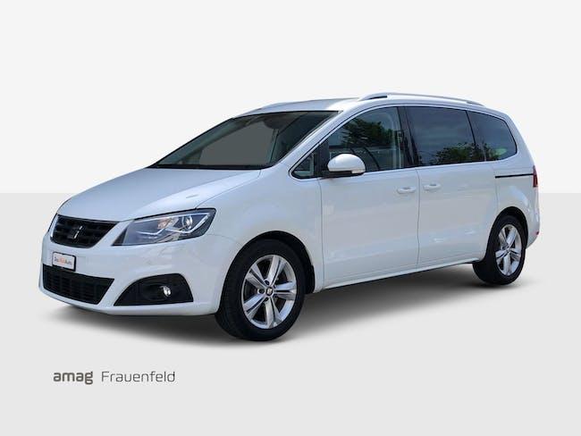 SEAT Alhambra STYLE ADVANCED STOPP - START 121'400 km CHF21'950 - buy on carforyou.ch - 1