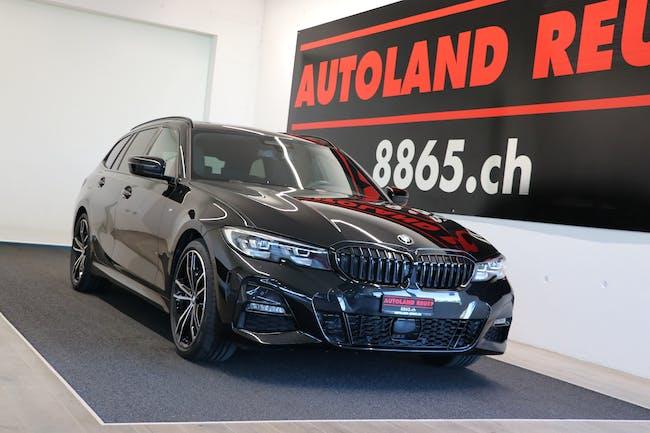 BMW 3er 330i Touring xDrive Pure M Sport Steptronic 9'400 km CHF48'990 - buy on carforyou.ch - 1