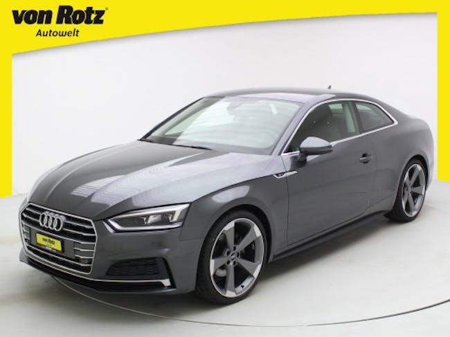 Audi A5 Coupé 40 TFSI Design 27'700 km CHF39'950 - buy on carforyou.ch - 1