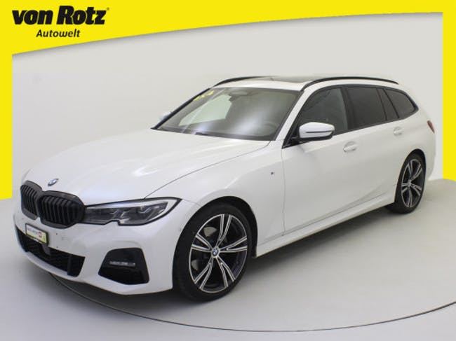 BMW 3er 320d xDrive48VTouring MS 16'990 km CHF48'880 - buy on carforyou.ch - 1