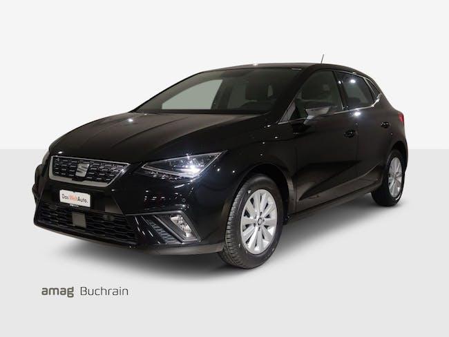 SEAT Ibiza 1.0 EcoTSIXcellence 21'950 km CHF17'950 - buy on carforyou.ch - 1