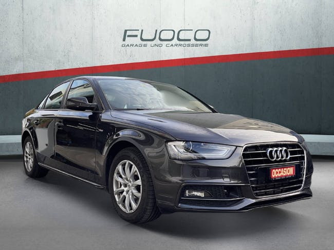 Audi A4 2.0 TDI S-Line 110'000 km CHF19'900 - buy on carforyou.ch - 1