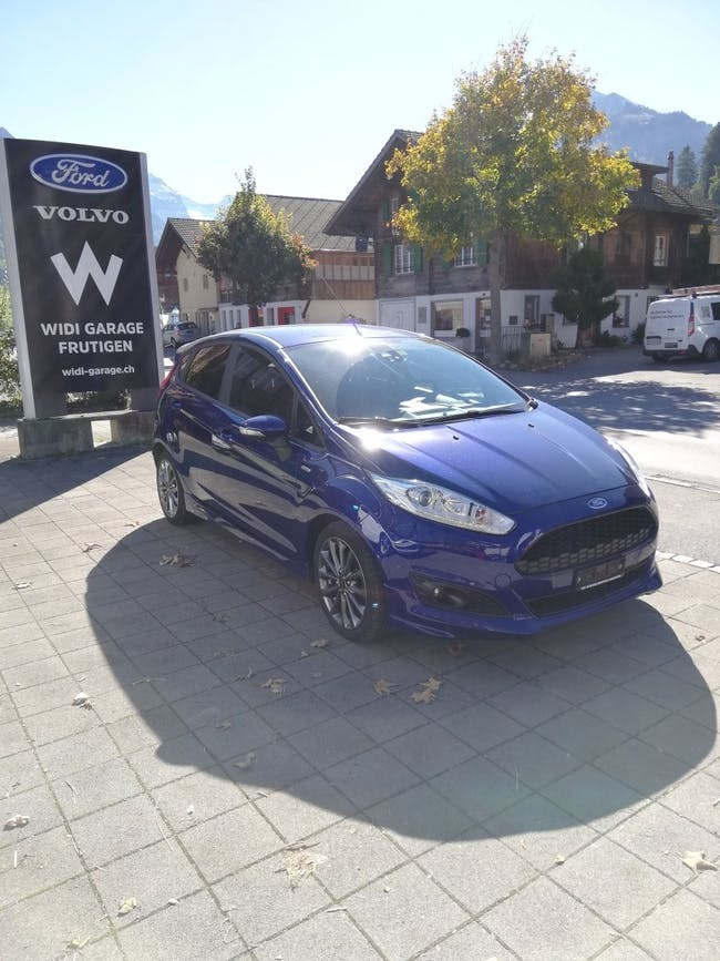 Ford Fiesta 1.0 EcoB 100 ST-Line 74'500 km CHF13'250 - buy on carforyou.ch - 1