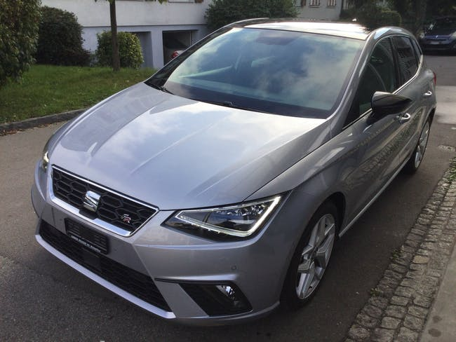 SEAT Ibiza 1.0 EcoTSI DSG FR 8'500 km CHF21'500 - buy on carforyou.ch - 1