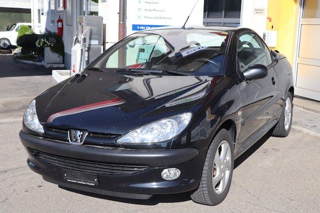 Peugeot 206 CC 1.6 16V 153'504 km CHF2'900 - acquistare su carforyou.ch - 1