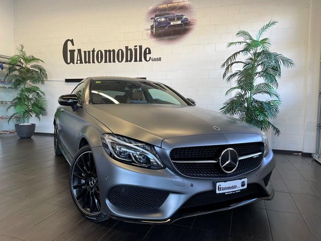 Mercedes-Benz C-Klasse C 43 AMG 4Matic 9G-tronic 81'000 km CHF43'950 - buy on carforyou.ch - 1