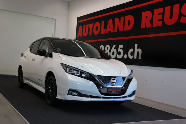Nissan Leaf e+ Tekna (incl. battery) 6'300 km CHF29'990 - acheter sur carforyou.ch - 1