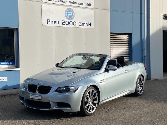 BMW 3er M3 Cabriolet DSG 153'000 km CHF26'890 - buy on carforyou.ch - 1