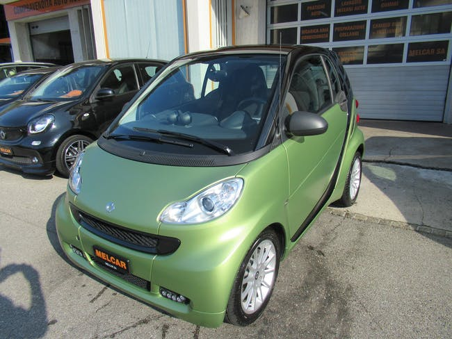 Smart Fortwo passion mhd softouch 22'312 km CHF7'800 - acquistare su carforyou.ch - 1