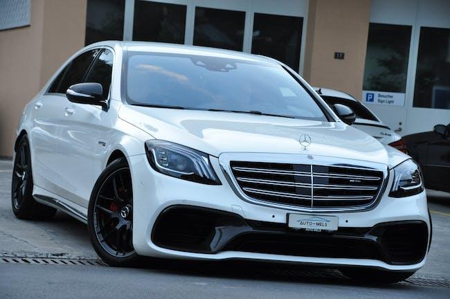 Mercedes-Benz S-Klasse S 63 AMG L 4Matic+ 9G-Tronic 11'000 km CHF134'900 - acheter sur carforyou.ch - 1