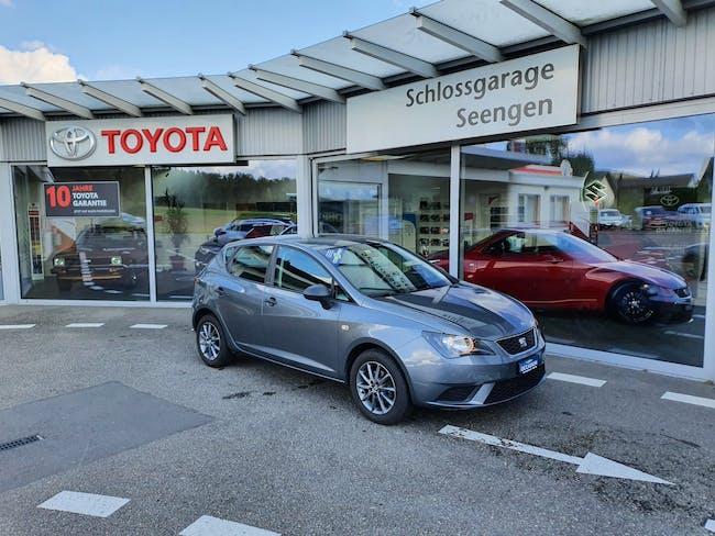 SEAT Ibiza 1.2 TSI Reference iTech S/S 115'100 km CHF8'300 - buy on carforyou.ch - 1