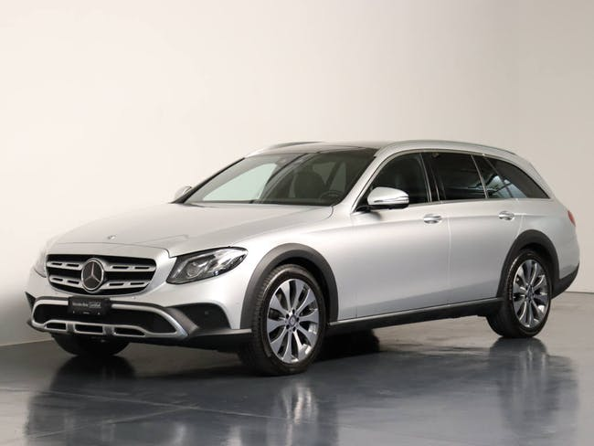 Mercedes-Benz E-Klasse E 220 d 4Matic T-Modell All-Terrain 114'500 km CHF36'900 - buy on carforyou.ch - 1