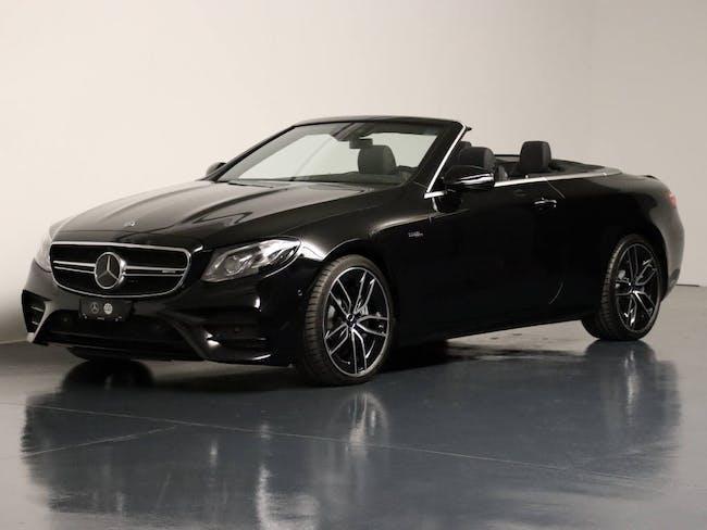 Mercedes-Benz E-Klasse E 53 AMG 4Matic+ Cabriolet 9'900 km CHF108'900 - buy on carforyou.ch - 1