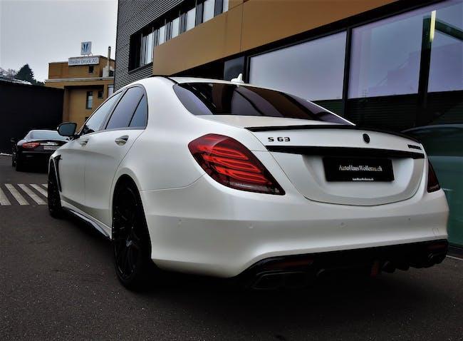 Mercedes-Benz S-Klasse S 63 AMG 89'900 km CHF93'900 - acheter sur carforyou.ch - 1