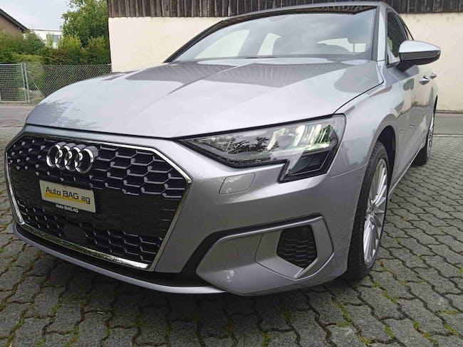 Audi A3 1.5 TFSI Sprtback 35 Hybrid S-Tronic Adv. 13'900 km CHF32'800 - buy on carforyou.ch - 1
