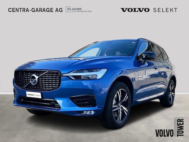 Volvo XC60 B5 Benzin Mild Hybrid AWD R-Design Geartronic 8'500 km CHF63'800 - buy on carforyou.ch - 1