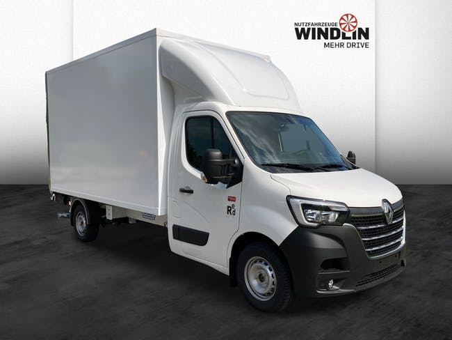 Renault Master Koffer HB L3H1Complet 165 PS RWD 50 km CHF59'530 - buy on carforyou.ch - 1