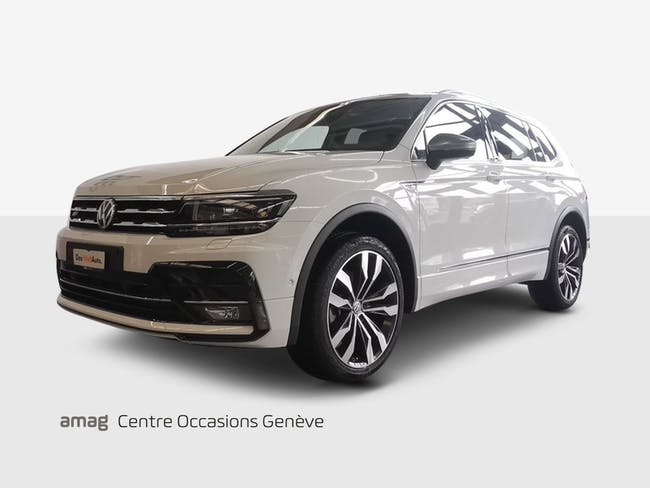 VW Tiguan Allsp 2.0 High 4M 13'090 km CHF49'900 - buy on carforyou.ch - 1