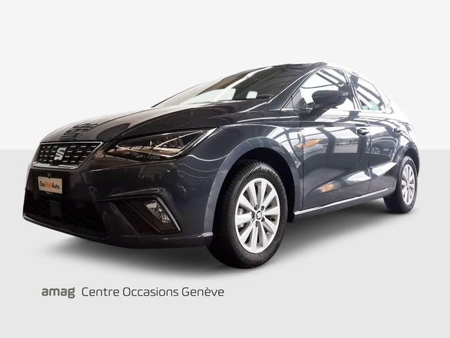 SEAT Ibiza 1.0 EcoTSIReference 17'950 km CHF17'900 - buy on carforyou.ch - 1