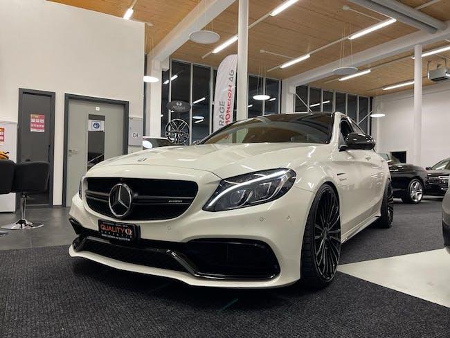 Mercedes-Benz C-Klasse C 63 S AMG Speedshift *Carbon Paket 2* 89'000 km CHF54'900 - buy on carforyou.ch - 1