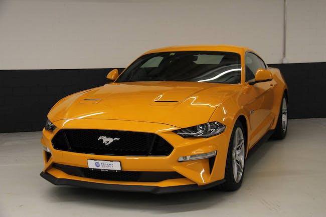 Ford Mustang Coupé 5.0 V8 GT 31'000 km CHF42'800 - buy on carforyou.ch - 1