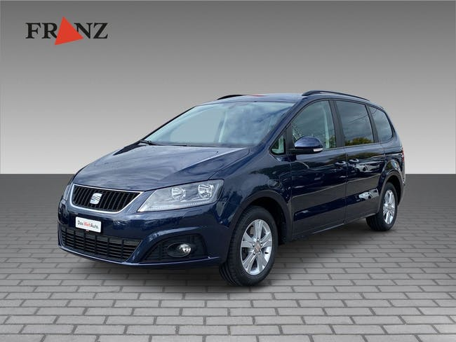 SEAT Alhambra 2.0TDI Style 4x4 89'800 km CHF24'900 - buy on carforyou.ch - 1