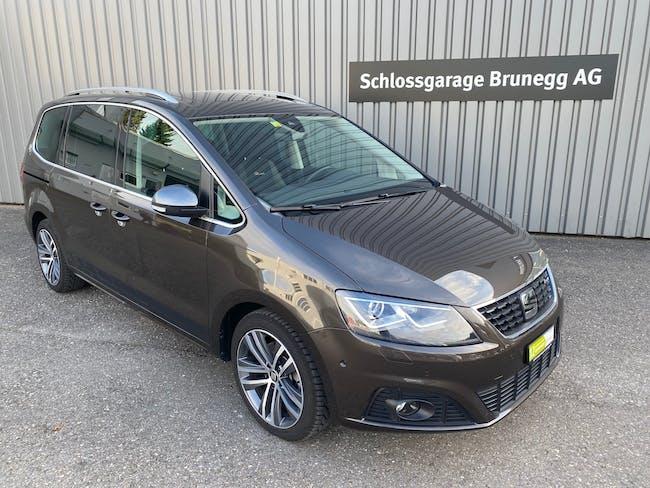 SEAT Alhambra SWISS FR STOPP - START (Netto) 20'500 km CHF43'990 - buy on carforyou.ch - 1