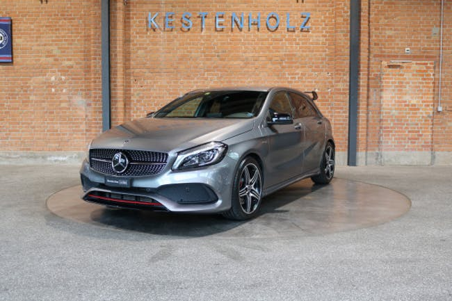 Mercedes-Benz A-Klasse A 250 Sport 4Matic 43'200 km CHF34'800 - buy on carforyou.ch - 1