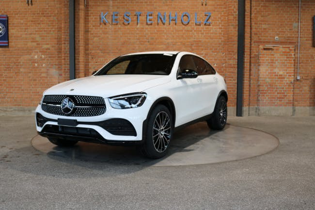 Mercedes-Benz GLC-Klasse GLC Coupé 300d AMGLine 4M 6'900 km CHF71'900 - buy on carforyou.ch - 1