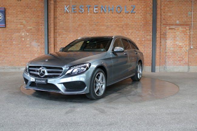 Mercedes-Benz C-Klasse C 220 d AMG Line 4Mati 56'300 km CHF33'800 - buy on carforyou.ch - 1