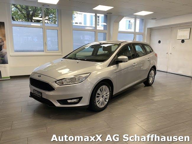 Ford Focus Station Wagon 1.0i EcoB 125 Busine 59'356 km CHF11'900 - buy on carforyou.ch - 1