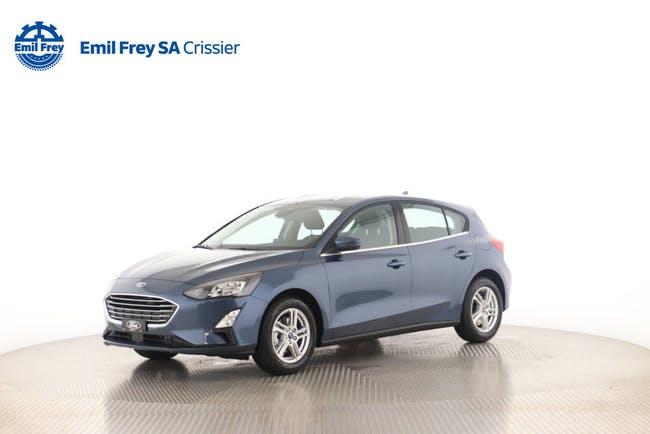 Ford Focus 1.0i EcoB Hyb.155 Cool&Connect CHF28'900 - buy on carforyou.ch - 1