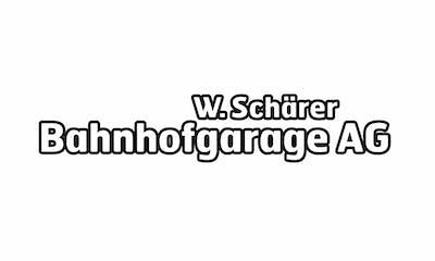 W. Schärer Bahnhof-Garage AG logo