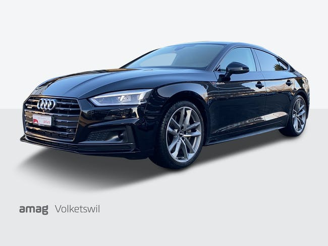 Audi A5 Sportback 50 TDI sport 31'000 km CHF51'900 - buy on carforyou.ch - 1