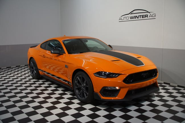 Ford Mustang Fastback 5.0 V8 Mach 1 Automat 10 km CHF75'500 - buy on carforyou.ch - 1