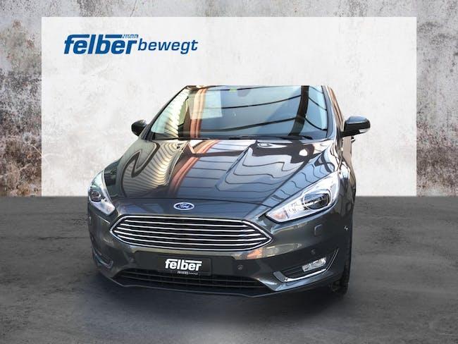 Ford Focus 1.0i EcoB 125 Titanium X 51'000 km CHF15'490 - buy on carforyou.ch - 1