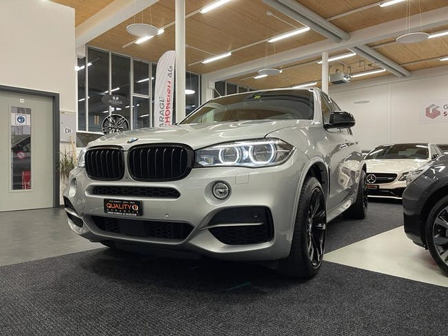 BMW X5 xDrive M50d Steptronic 145'000 km CHF34'900 - buy on carforyou.ch - 1