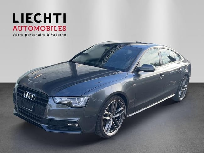 Audi A5 Sportback 2.0 TFSI quattro S-tronic 91'500 km CHF24'900 - buy on carforyou.ch - 1